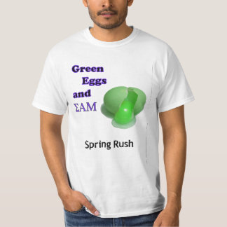 SAM Spring Rush 2007 T-Shirt