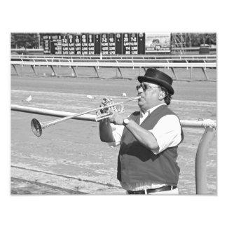 Sam the Bugler Art Photo