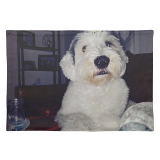 Sam the Sheepdog Placemat