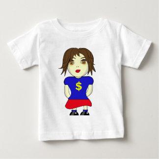 Samantha Baby T-Shirt