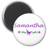Samantha (Purple Butterfly)
