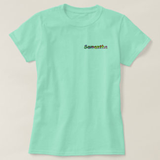 Samantha Women's Basic T-Shirt