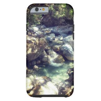 Samariá Gorge, Crete, Rocky stream Phone case