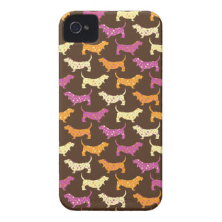 Samba Bassets Case-Mate iPhone 4 Cases