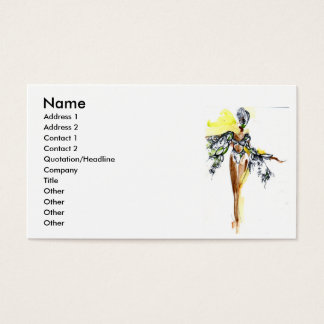 Samba Business card 1