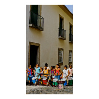 Samba de Rua Posters
