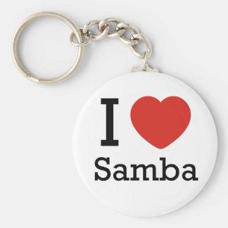 Samba Key Ring