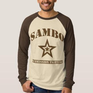 Sambo Long Sleeve Raglan T-Shirt