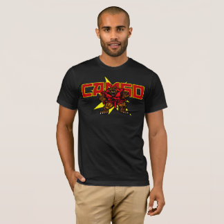 SAMBO MMA Grappling Bear T-Shirt