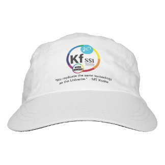 """""""Same technology as the Universe"""" Hat with KFSSI"""