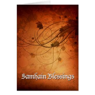 'Samhain' Card