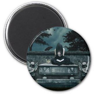 Samhain Ritual Magnet