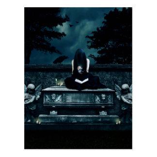 Samhain Ritual Postcard