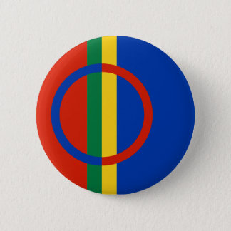 Sami Flag Button