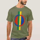 Sami People Flag T-Shirt