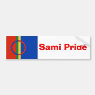 Sami Pride Bumper Sticker