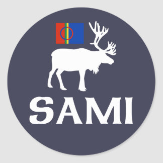 Sami, the People of Eight Seasons Sticker