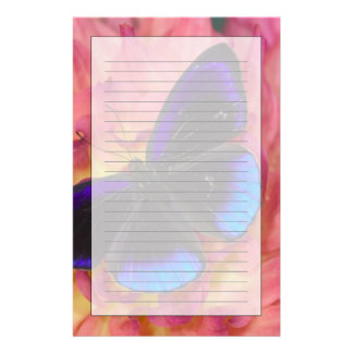 Sammamish Washington Photograph of Butterfly 18 Personalised Stationery