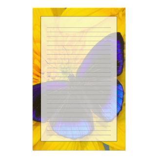 Sammamish Washington Photograph of Butterfly 41 Stationery