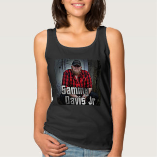 Sammy Davis Jr woman's tank