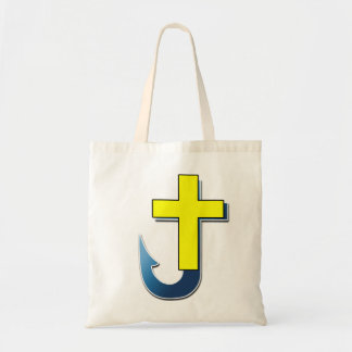 Sammy Hall Ministries Legacy Series - Yellow Hook Tote Bag