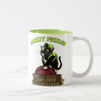 Sammy Pickles Jr. Explorer Program Mug