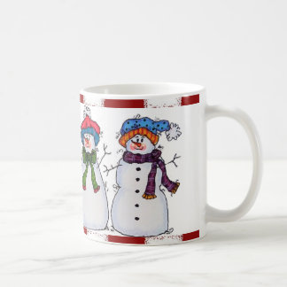 Sammy the Snowman and Friends Mug