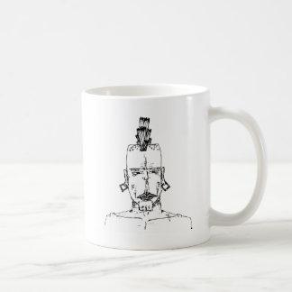 Samo the Zen Punk Coffee Mug