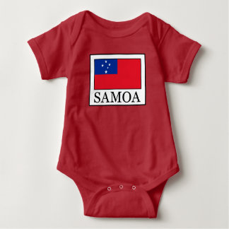 Samoa Baby Bodysuit