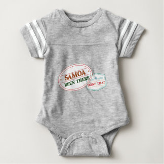 Samoa Been There Done That Baby Bodysuit