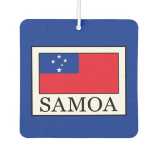 Samoa Car Air Freshener