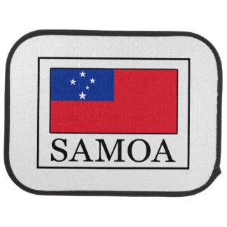 Samoa Car Mat