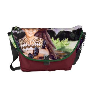 Samoa Courier Bags