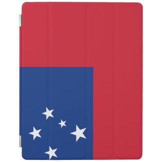 Samoa Flag iPad Cover
