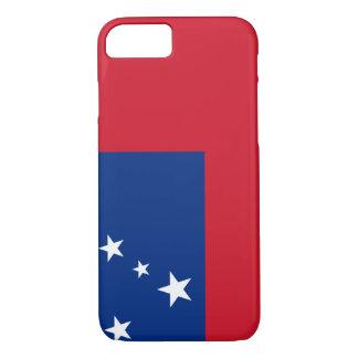Samoa Flag iPhone 8/7 Case