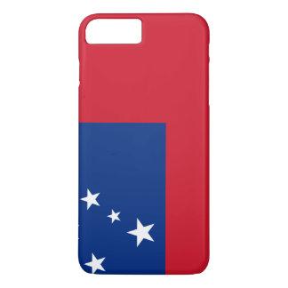 Samoa Flag iPhone 8 Plus/7 Plus Case
