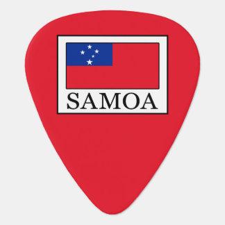 Samoa Guitar Pick