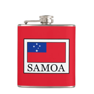 Samoa Hip Flask