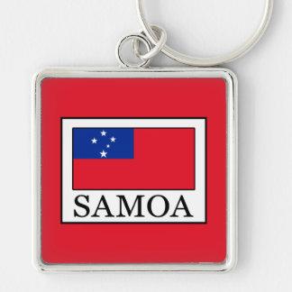 Samoa Key Ring