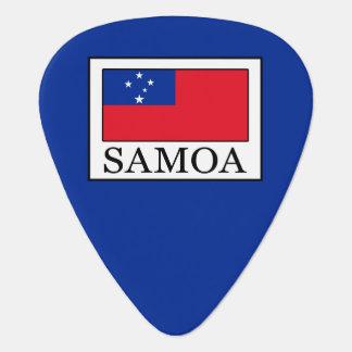 Samoa Plectrum