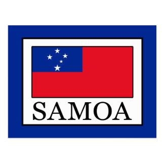 Samoa Postcard