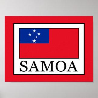 Samoa Poster