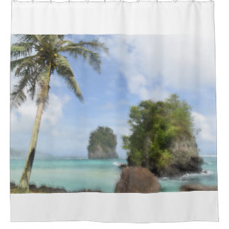 SAMOA SHOWER CURTAIN