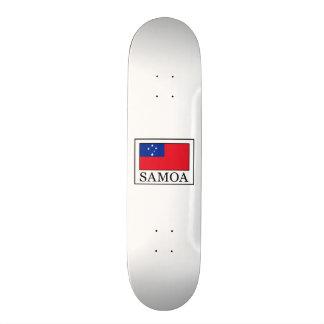 Samoa Skateboard Decks