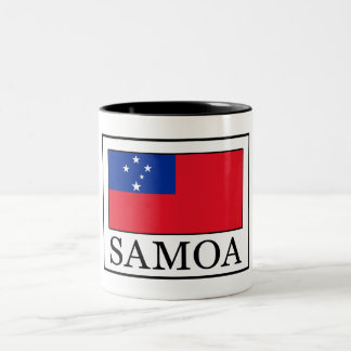 Samoa Two-Tone Coffee Mug
