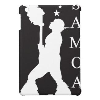 SamoaBlackWhite.ai iPad Mini Covers