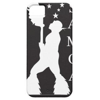 SamoaBlackWhite.ai iPhone 5 Cover