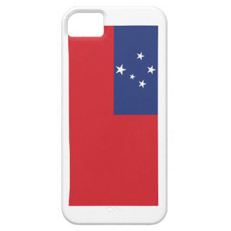 Samoan Flag Barely There iPhone 5 Case