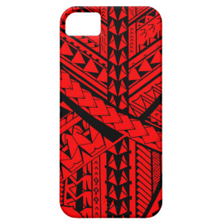 Samoan/Polynesian tribal shapes and symbols Case For The iPhone 5