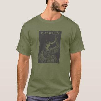 SAMOAN PRIDE 001a (TAPA RIBBON - FRONT) T-Shirt